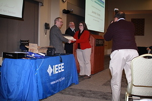 2011-11-12 - IEEE Awards Banquet