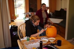 2012-10-27 - Pumpkin Party and Bonfire