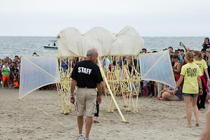 2015-08-22 - Strandbeests at Crane Beach