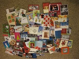 Card Collage 2009