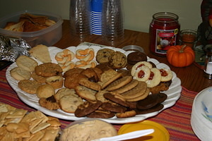 Cookie Swap (November 17, 2007)