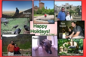 Holiday Card 2010