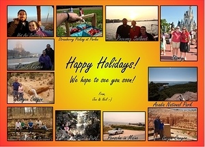 Holiday Card 2012