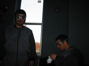 Indoor Skydiving (November 11, 2006)