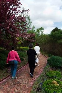 2013-05-12 - Mother's Day at Tower Hill Botanical Gardens