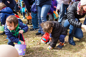 2017-04-08 - Merrimack Easter Egg Hunt
