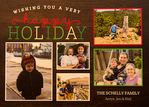 Holidays 2017 Card Front