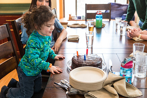 2018-03-10 - Aeryn's Family Birthday Party