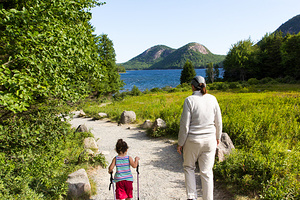 2017-07-27 - Acadia National Park with Grandma K