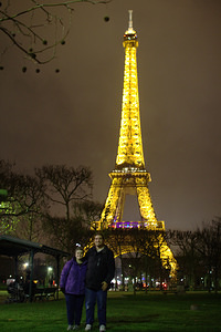 2011-12-29 - The Eiffel Tower