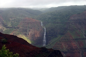 Waimea Canyon Road (2009-01-20)