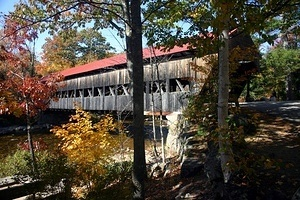 Albany Covered Bridge
