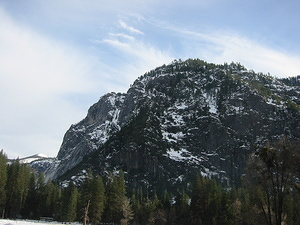 Driving Through Yosemite - 5