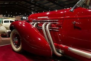1936 Auburn 852 Supercharged Boat Tail Speedster