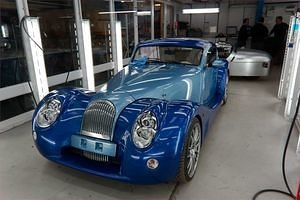 2013-11-25 - Morgan Motors Factory Tour