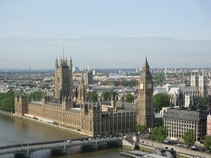 Big Ben from the London Eye 4