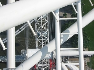 London Eye Structure 2