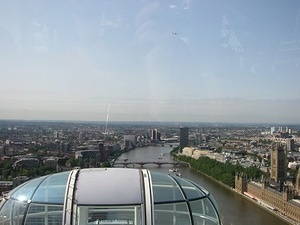 London from the London Eye 03