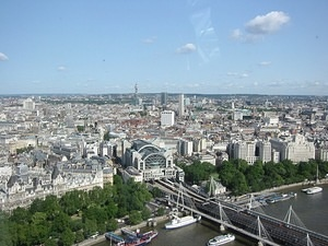 London from the London Eye 05