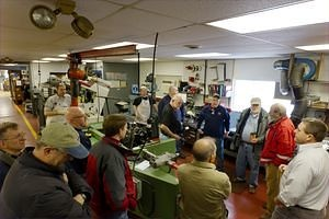 2013-01-12 - R+L Engines PCA Tour