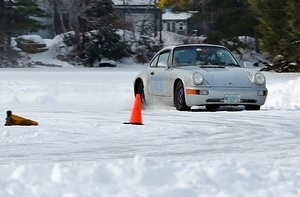2014-02-09 Ice Racing at Newfound Lake