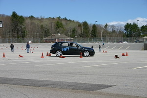 NER Autocross at NHIS 2007-05-06
