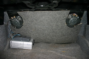 Stereo in BMW